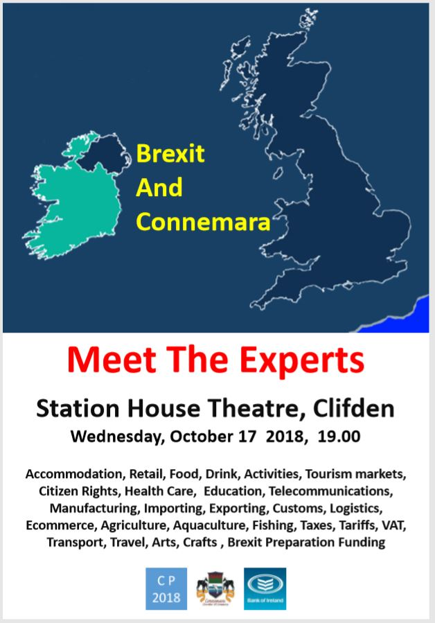 Image of Ireland and UK - Brexit and Connemara - Meet the Experts