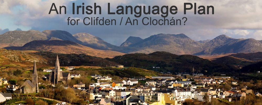 Irish Language Planning for Clifden