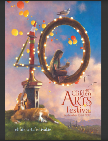 Life begins at 40! Clifden Arts Festival in its 4th Decade!
