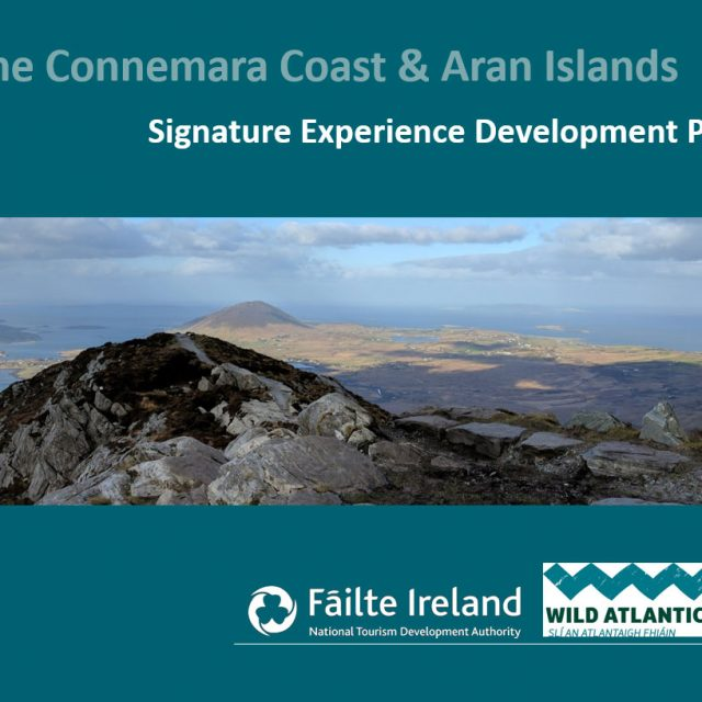 Connemara Chamber is contributing to the WAW Experience Development Plan