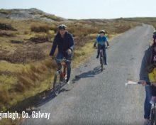 Fáilte Ireland launches its Wild Atlantic Way Domestic media autumn campaign