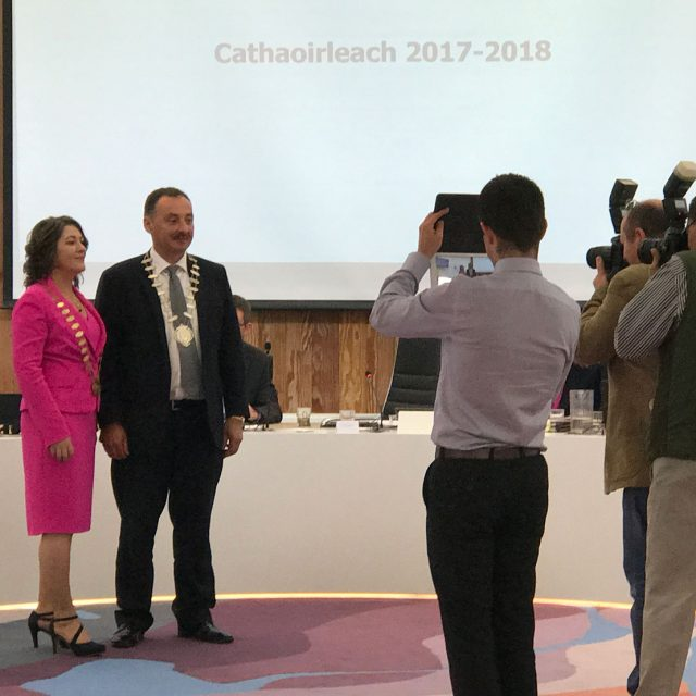 Clifden native Eileen Mannion becomes Cathaoirleach of County Galway