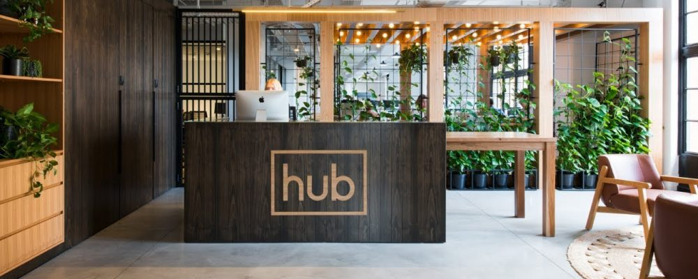 Remote Working Hub Proposal