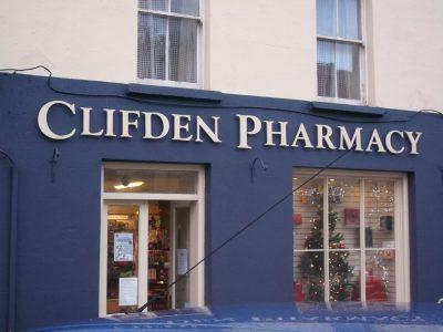 Clifden Pharmacy & Photographic Centre