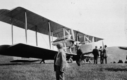 Aviation History – Remembering Alcock & Brown