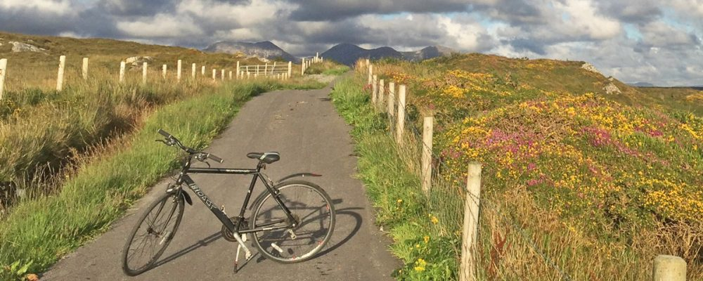 Our Submission to The Dept. on Dublin to Clifden Greenway