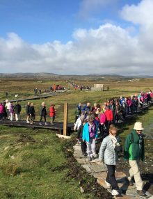 Derrigimlagh Discovery Point Celebratory Opening