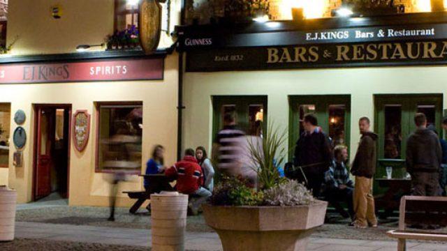 E.J King's Bar & Restaurant