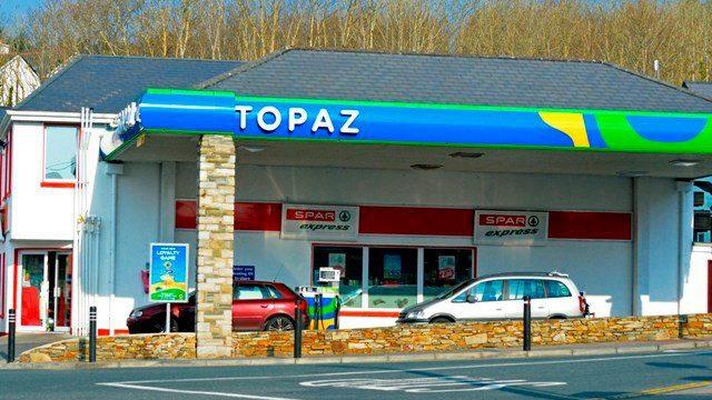 Clifden Service Station – Topaz